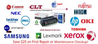 Save $25 on 1st repair or maintenance checkup