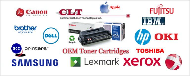 OEM Toner Cartridges