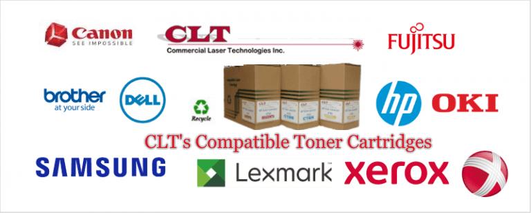 Compatible or refilled toner cartridges